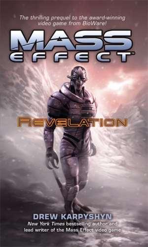 Mass Effect: Revelation de Drew Karpyshyn