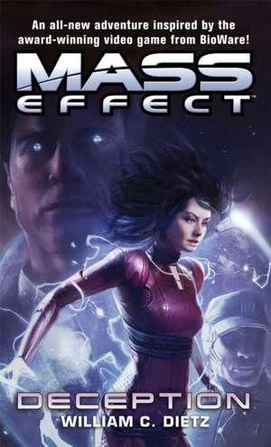 Mass Effect: Deception de William C. Dietz
