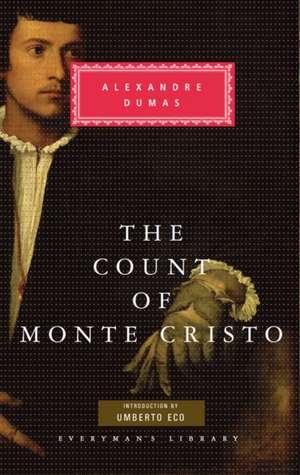 The Count of Monte Cristo de Alexandre Dumas