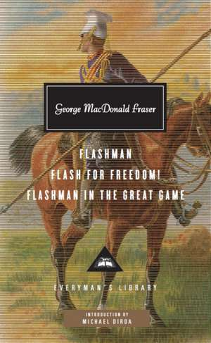 Flashman, Flash for Freedom!, Flashman in the Great Game imagine