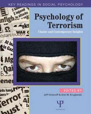 Psychology of Terrorism imagine