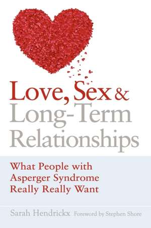 Love, Sex and Long-Term Relationships