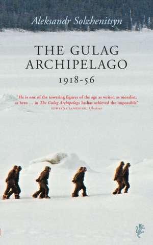The Gulag Archipelago de Aleksandr Solzhenitsyn