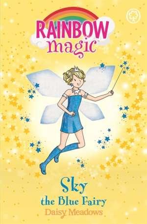 Rainbow Magic: Sky the Blue Fairy de Daisy Meadows
