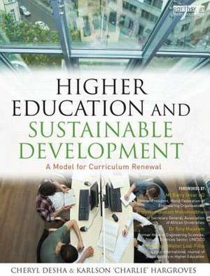 Higher Education and Sustainable Development imagine