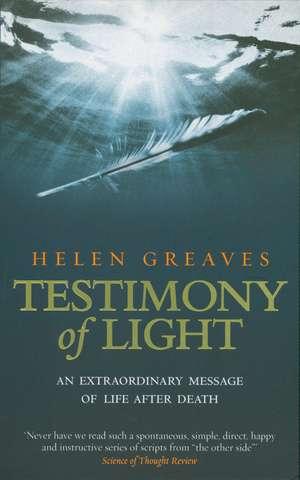 Testimony Of Light imagine
