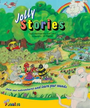 Jolly Stories: 0 - 5 ani de Sara Wernham