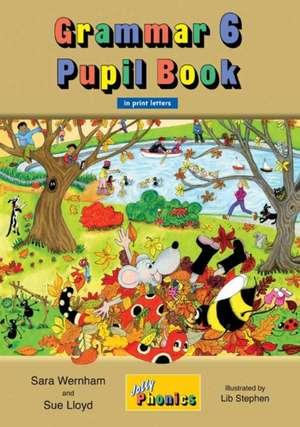 Grammar 6 Pupil Book de Sara Wernham