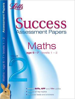Maths Age 6-7: Assessment Papers