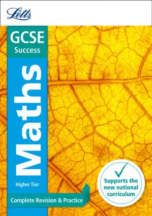 GCSE Maths Higher Complete Revision & Practice