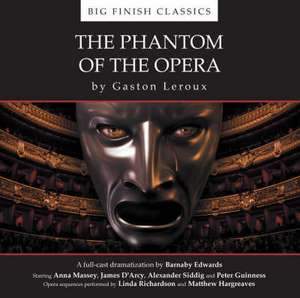 The Phantom of the Opera de Gaston Leroux
