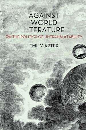 Against World Literature imagine