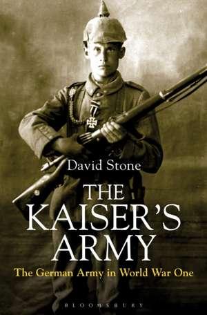 The Kaiser's Army