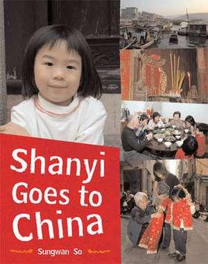Shanyi Goes to China