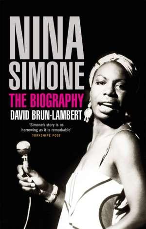 Nina Simone de David Brun-Lambert