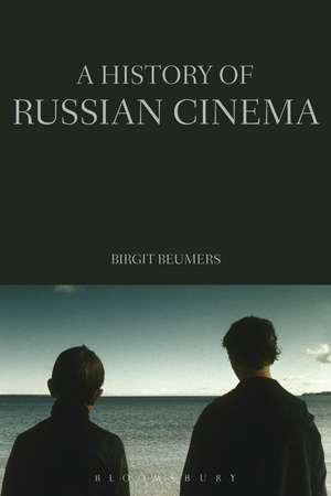 A History of Russian Cinema de Birgit Beumers
