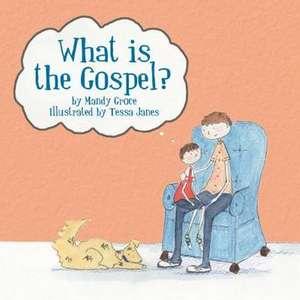 What Is the Gospel? de Mandy Groce