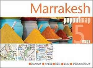 Marrakesh Popout Double Map