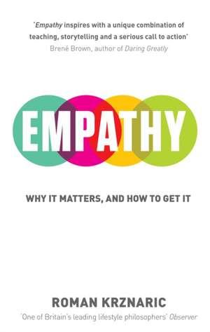 Empathy de Roman Krznaric
