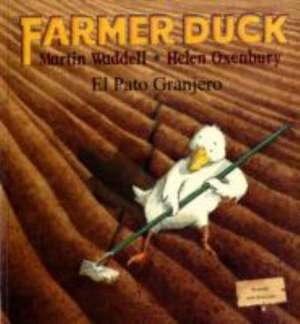 Farmer Duck (English/Spanish) de Martin Waddell