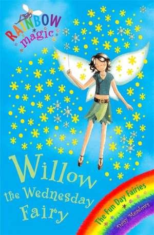 Rainbow Magic: Willow The Wednesday Fairy de Daisy Meadows