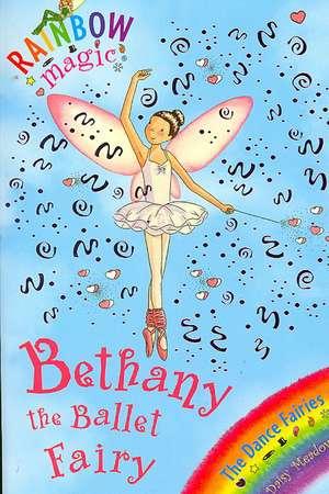 Rainbow Magic: Bethany The Ballet Fairy de Daisy Meadows