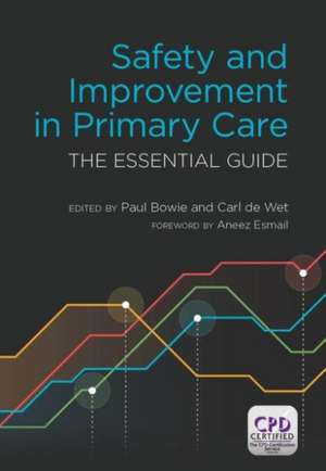 Safety and Improvement in Primary Care