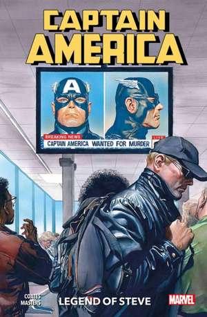 Captain America Vol. 3: Legend Of Steve de Ta-Nehisi Coates