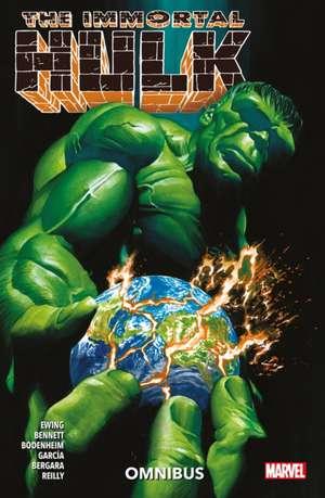 The Immortal Hulk Omnibus Volume 2 de Al Ewing