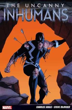 Uncanny Inhumans Vol. 1 de Steve McNiven
