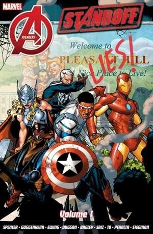 Avengers Standoff Volume 1 de Al Ewing