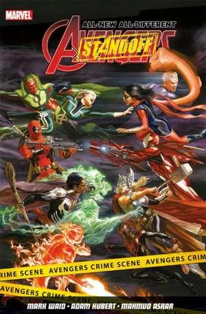 All-new, All-different Avengers Vol. 2: Standoff de Mark Waid