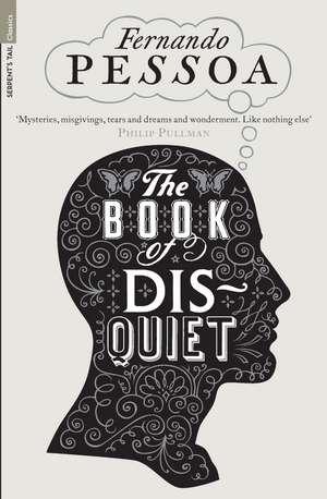 The Book of Disquiet de Fernando Pessoa