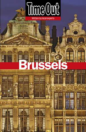 Time Out Guide Brussels de  Time Out Guides Ltd.