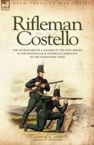 Rifleman Costello de e costello