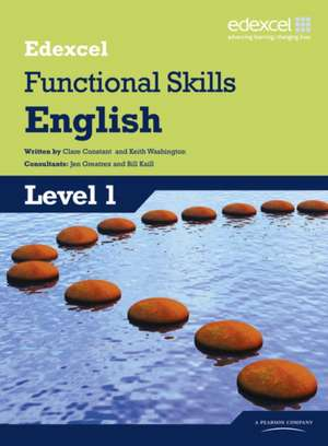 Edexcel Level 1 Functional English Student Book