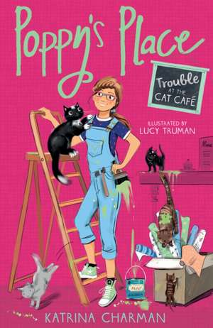 Trouble at the Cat Cafe