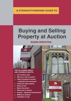 Buying And Selling Property At Auction imagine