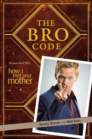 The Bro Code imagine