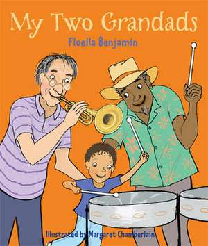 My Two Grandads de Floella Benjamin