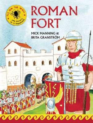 Roman Fort imagine