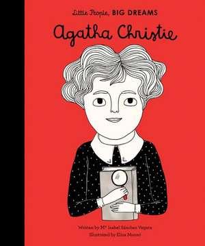 Agatha Christie de Isabel Sanchez Vegara