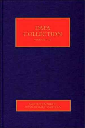 Data Collection de W. (William) Paul Vogt