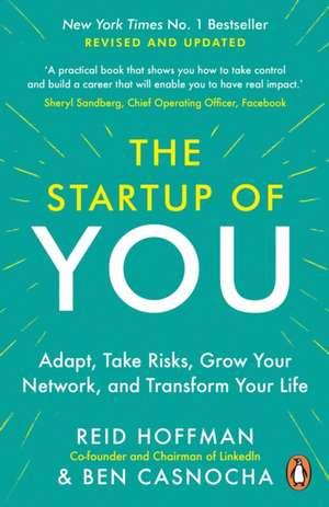 The Start-up of You de Reid Hoffman