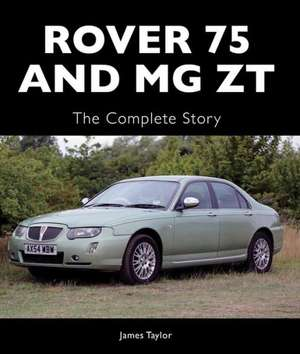 Rover 75 and MG ZT imagine