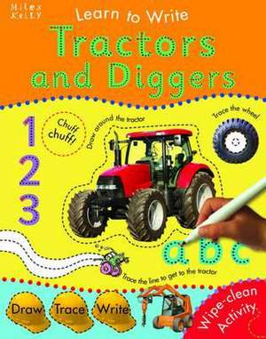Tractors and Diggers