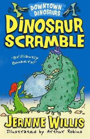 Dinosaur Scramble