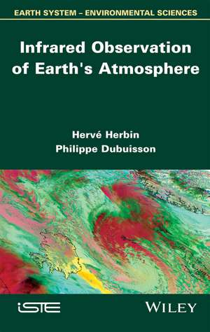 Infrared Observation of Earth′s Atmosphere imagine