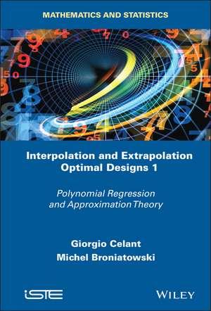 Interpolation And Extrapolation Optimal Designs V1