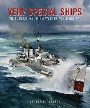 Very Special Ships de Arthur C. Nicholson